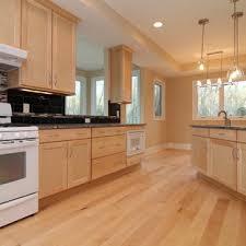 kitchen backsplash with oak cabinets and white appliances maple cabinets white appliances houzz