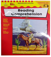 Reading Comprehension 7th Grade Worksheets Reading Comprehension Grades 7 8 The 100 Seriestm