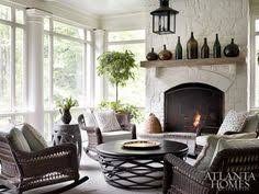 Screen Porch Fireplace by Porch Inspiration Porch Room And Sunroom