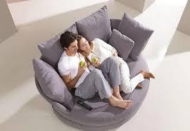 round sofa round modern minimalist sofa smith design maximize your living
