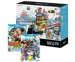 wii bundle target black friday black friday wii u bundle at walmart best buy and gamestop has