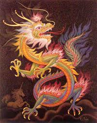 chinese dragons draconika