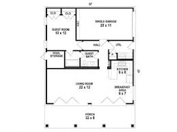 Garage Apartment Plan Garage Apartment Plans 1 Car Garage Apartment Plan On One Level