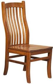 solid wood kitchen furniture arts and crafts dining chair solid wood kitchen chair custom