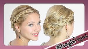 Frisuren Zum Selber Machen Schulterlanges Haar by Hochsteckfrisuren Schulterlanges Haar Bilder Das Wirklich Luxus