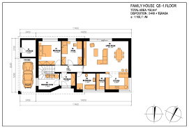 moderndream modern family house q5 disposition 5 kk usable area