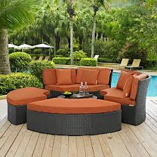 Outdoor Patio Daybed Savvy Living Furniture