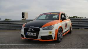 audi orange color mtm audi a1 nardo edition in white orange color wallpaper