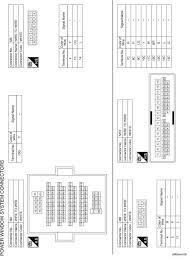 nissan sentra service manual wiring diagram power window