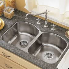 undermount double kitchen sink miraculous view culinaire under mount double bowl kitchen sink