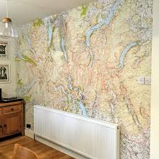 transform your wall with a custom wall mural