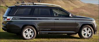 new jeep wagoneer concept news diving into the next wagoneer