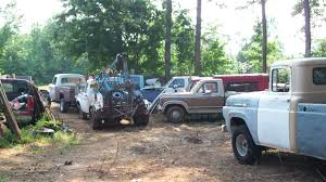 Ford Mud Truck Parts - flashback f100 u0026 39 s salvage yard tourthis page is a quick tour