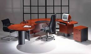 Office Desk Styles Alluring Modern Executive Office Desk For Your Interior Designing