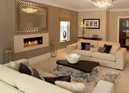 Best  Cream Living Rooms Ideas On Pinterest Christmas Living - Interior decoration for small living room