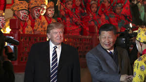 trump in china a former ambassador says xi is playing him like a