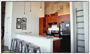 suspension bar cuisine bar ilot cuisine superb exemple de cuisine avec ilot central