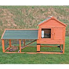 Cheap Rabbit Hutch Covers Trixie Rabbit Hutch With Outdoor Run And Wheels Free Shipping
