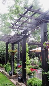 the 25 best arbors trellis ideas on pinterest wood trellis