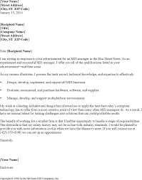 Technology Manager Resume Download Mis Manager Resume Cover Letter For Free Tidyform