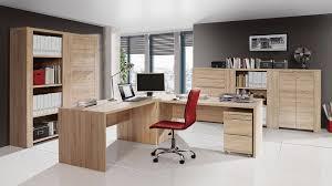 Schreibtisch Winkelkombination Büro Schreibtisch Calpe Schmal