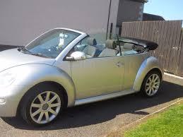 diesel volkswagen beetle diesel vw beetle convertible with 18 in alloys in banbridge