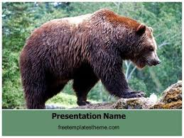 14 best free wildlife animals powerpoint ppt templates images on