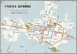 Map Of Puebla Mexico by Tuxtla Gutierrez City Road Mapfree Maps Of Us