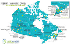 Map Of Canada Cities And Provinces by Download Cities Reducing Poverty Map Vibrant Canada