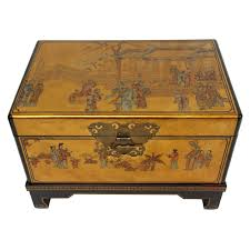 Oriental Decor Oriental Furniture Hand Painted Asian Decor 26 Inch Gold Leaf