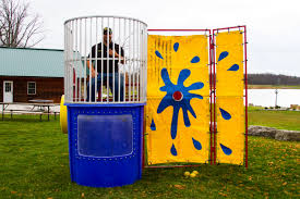 dunk booth rental dunk tank ancaster rental centre in hamilton burlington