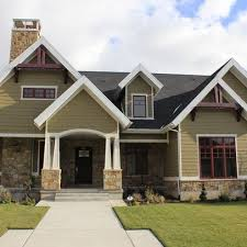 Modern Craftsman House Plans 35 Best Craftsman Exteriors Images On Pinterest Craftsman