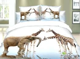 Elephant Duvet Cover Urban Outfitters Giraffe Duvet Cover Argos Animal Print Duvet Covers 7 Piece Queen