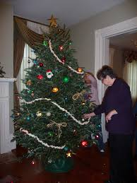 Christmas Open House Ideas by Christmas Open House Reflector Lights From The 50s Decorate This