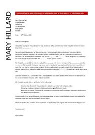 fresh covering letter for office administrator 39 for your images