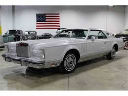 gallery of lincoln continental mark v