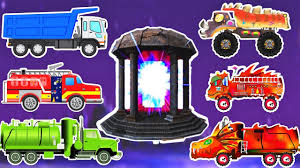 fun halloween movies for kids evil to good transformation w monster truck street vehicles for