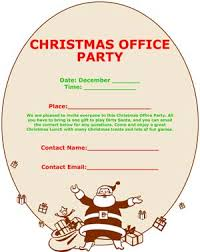 office party flyer christmas party flyer u0026 cards small business free forms