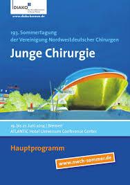 Weserklinik Bad Oeynhausen Hauptprogramm 193 Nwch Tagung Bremen By Csi Hamburg Gmbh Issuu
