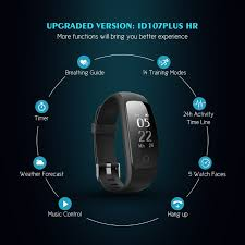 activity tracker health bracelet images Mpow match your smart life jpg