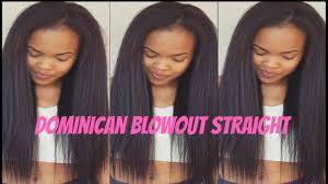 affordable long straight hair outre dominican blowout