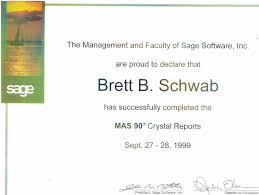 ccnp resume format brett b schwab resume certifications and awards