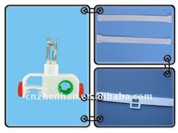 Plastic Clips For Blinds Vertical Blind Component White Plastic Clip Short For Vertical