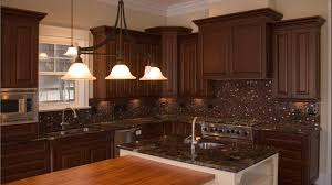 kitchen cabinet cherry great cherry cabinets kitchen with granite counters and stainless