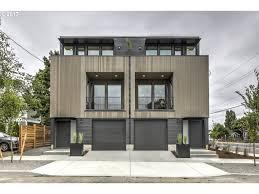 4 Plex House Plans by Portland 4 Plex
