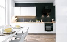 peinture blanche cuisine quelle couleur pour les murs d une cuisine blanche habitatpresto