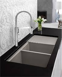 BLANCO SILGRANIT II Truffle Sink Collection From Blanco - Blanco silgranit kitchen sink