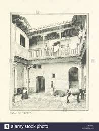 the land of the castanet spanish sketches illustrated image