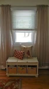 Gingham Nursery Curtains I U0027m No Seamstress Attempting Nursery Curtains House Rehab