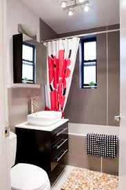 designs for small bathrooms with a shower trendy shower curtains for your bathrooms